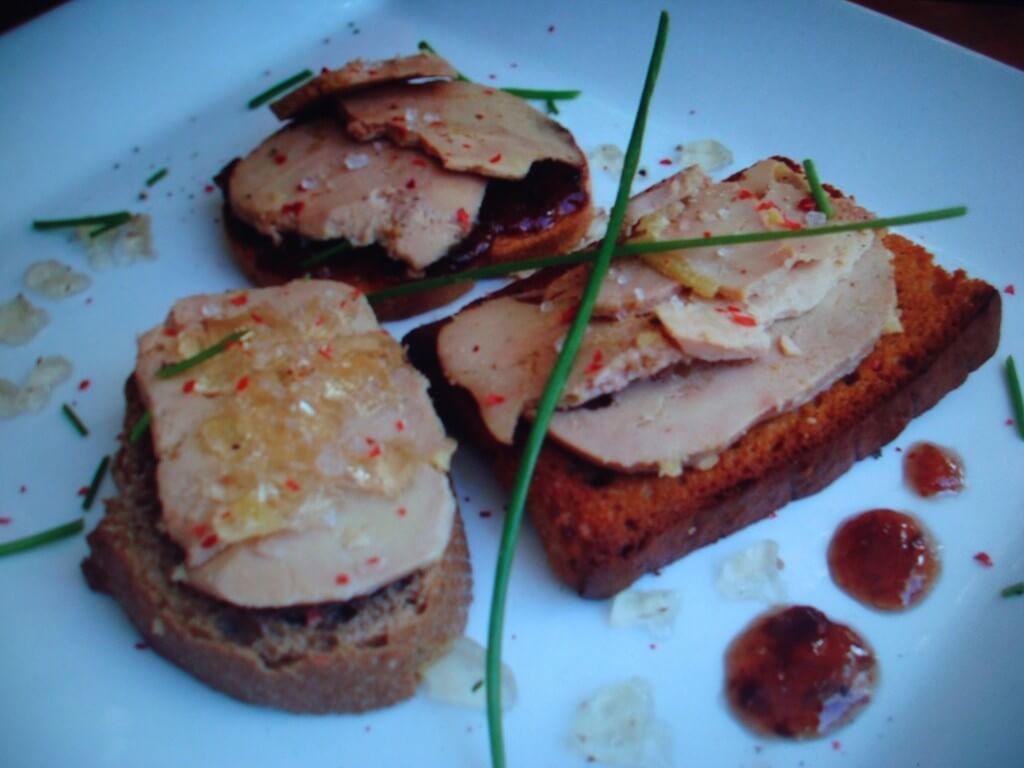 Foie gras des Landes de Gascogne