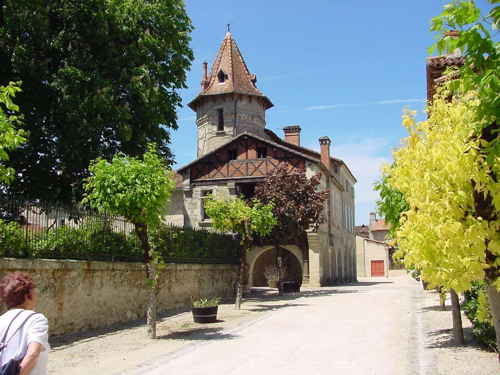Bastide Médiévale