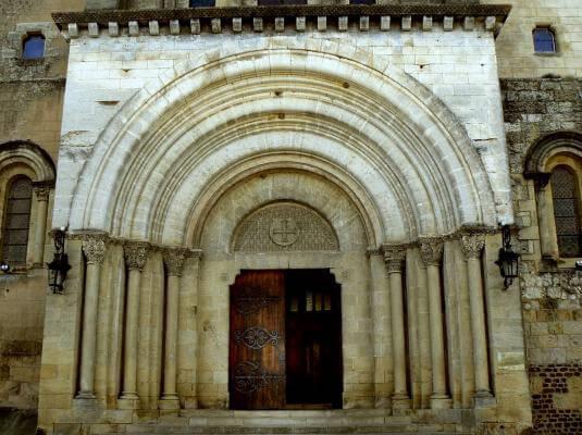 Abbatiale Saint Sever
