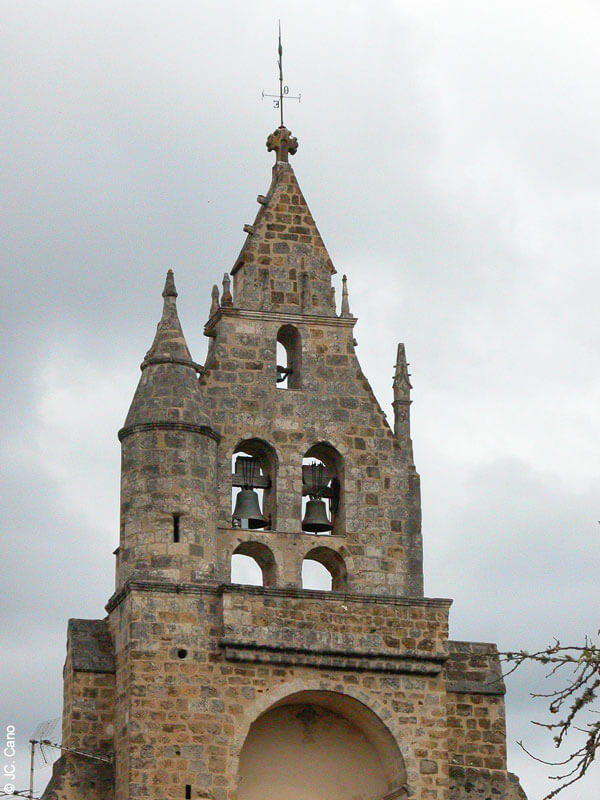 Eglise des Landes de Gascogne