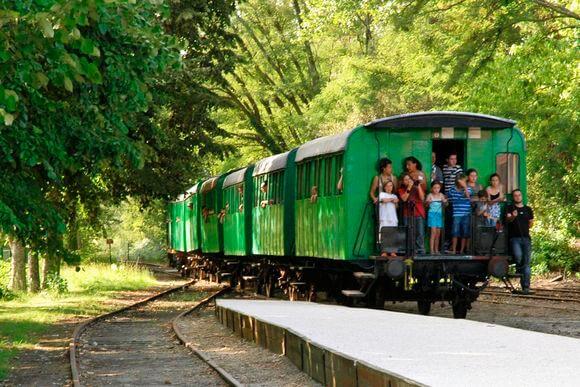 Train ancestral Marquèze