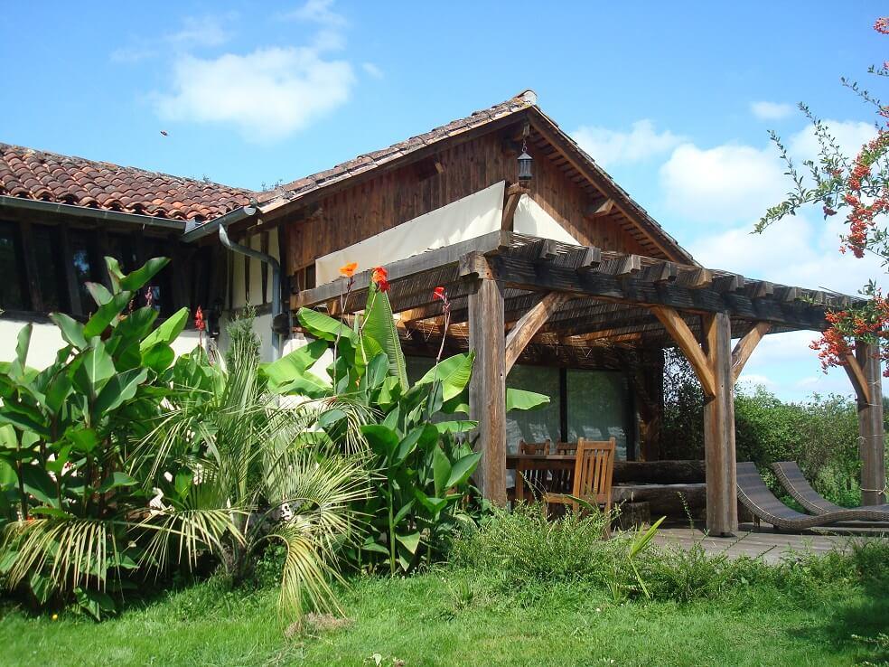 2017 - Pergola du Pavillon Soleil