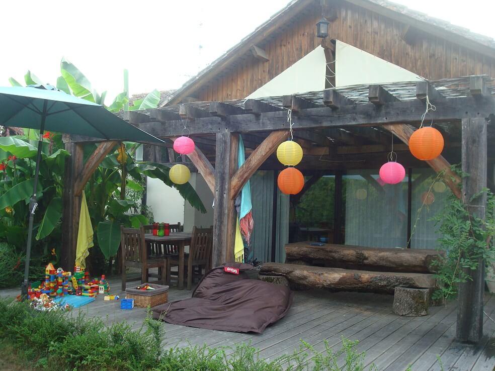 2017 - Pavillon Soleil en Fête
